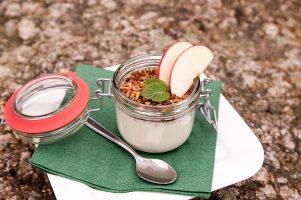 Apple Bircher Muesli