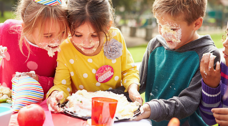 10 healthy, yummy birthday party food ideas that kids will actually eat!