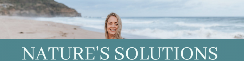 FREE CLASS – Nature's Solutions